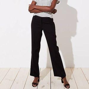 LOFT Black trousers in Twill in Marisa Fit